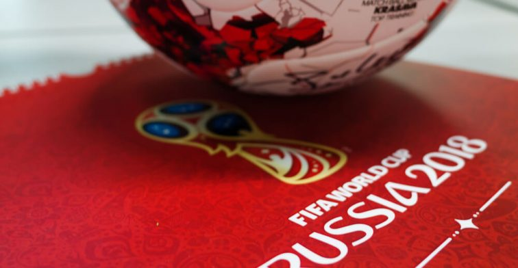 Russia world cup favourites