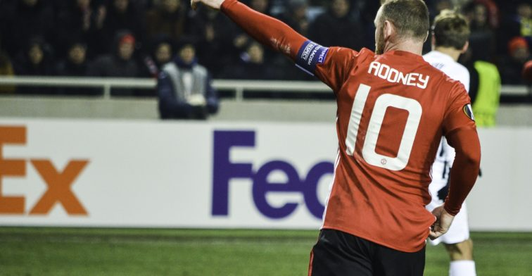 Rooney moves to the MLS