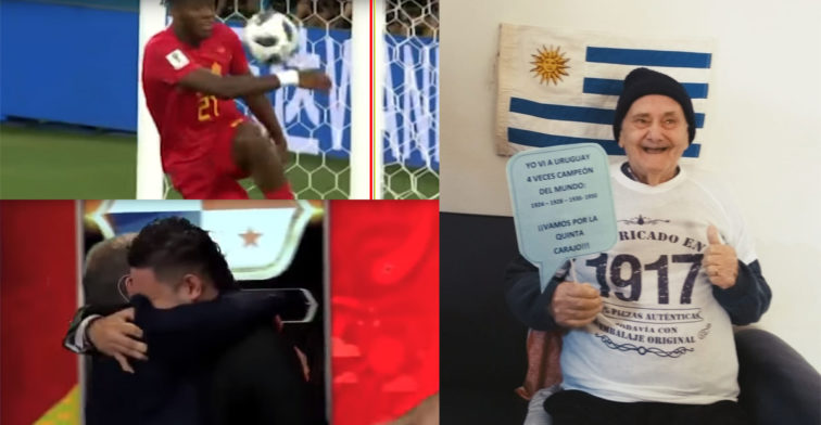 The Best Moments of the World Cup So Far