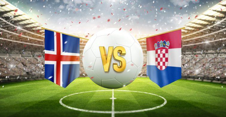 Iceland vs Croatia