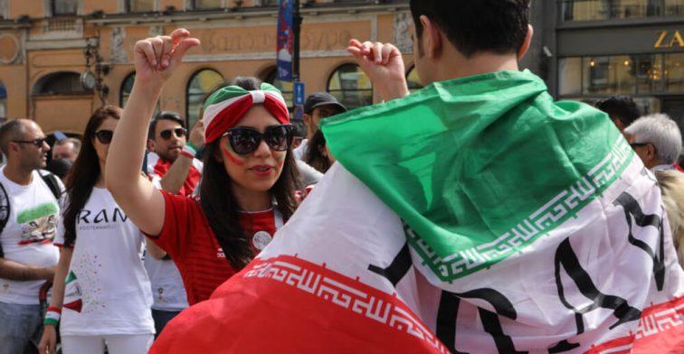Thousands of Iranian fans' disrupts Cristiano Ronaldo's sleep