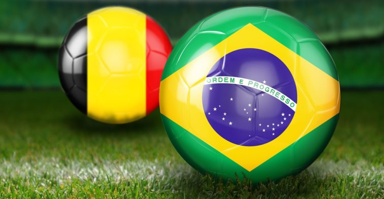 Brazil favourites to win what could be the game of the tournament so far