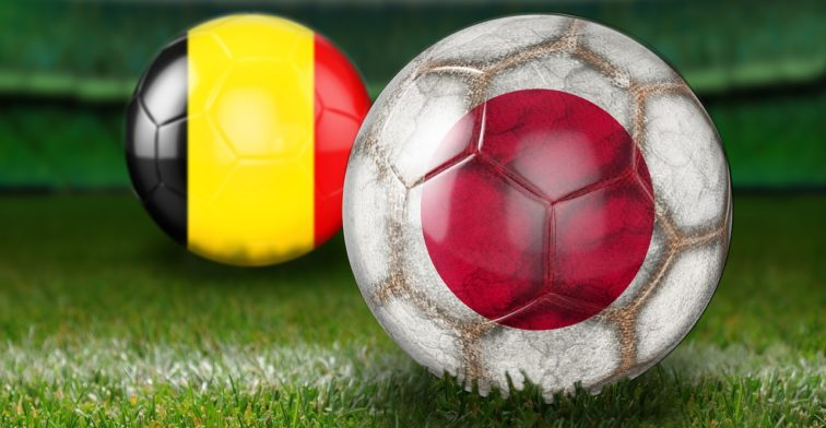 Japanese Hearts Broken as Belgium Score Late Winner