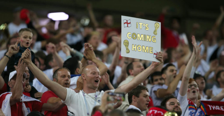 England win on penalties